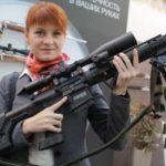 Rosjanka dążąca do bliskich relacji z Narodowym Stowarzyszeniem Strzeleckim Ameryki, aresztowana pod zarzutem szpiegostwa na rzecz Moskwy