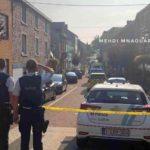 Atak islamskiego nożownika w Belgii