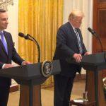 """Polsko-amerykańska deklaracja: """"Potwierdzamy zaangażowanie na rzecz wspólnych wolności, praw człowieka"""" – prezydencie Duda, kiedy w Konstytucji RP prawo do broni?!"""