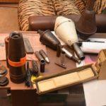 Zbieracz historycznej broni zatrzymany, będzie odpowiadał za nielegalne posiadanie broni