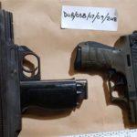 Narkotykom towarzyszy nielegalna broń – dowód tej tezy z Wielkiej Brytanii – Polacy złapani podczas przemytu narkotyków i broni