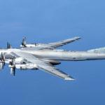 Rosyjskie bombowce Tu-95 w Strefie Identyfikacji Obrony Powietrznej Alaski