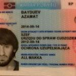 Z Polski wydalono Czeczena, który miał kontakty ze środowiskiem radykałów, a także osobami trudniącymi się przemytem broni