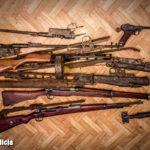 Miał arsenał broni (złomu) z czasów II wojny światowej, w PRL-bis zostanie groźnym przestępcą