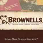 Brownells – jeden z największych amerykańskich sprzedawców części i akcesoriów do broni otworzył przedstawicielstwo w Polsce