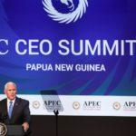 Wiceprezydent USA Pence na szczycie Wspólnoty Gospodarczej Azji i Pacyfiku krytykuje Chiny i ostrzega przed interesami z komunistami, dotyczy to też nas