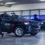Jeep Grand Cherokee na służbie u włoskich Karabinierów