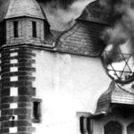 Pogrom Żydów podczas Nocy Kryształowej, to był przemowy moment pozbawienia Żydów broni palnej