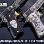 Z cyklu broń ratuje życie: mężczyzna z zawodu będący policjantem postrzelił w Warszawie atakującego napastnika