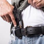 Jak często broń używana jest do obrony?