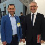Na inauguracyjnym posiedzeniu Sejmu VIII kadencji.