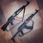 Gangi Sztokholmu i ich broń