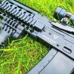 Zdolności produkcyjne zbrojeniówki i cywilny rynek broni strzeleckiej, odnajduję ścisły związek.