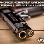 Niebezpieczni przestępcy posiadają nielegalną broń – dowody podane przez CBŚP  – praworządni Polacy są bezbronni, bo tak chce skrajnie lewicowy rząd PiS