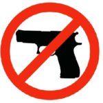 Miejsca wolne od broni (gun free zone) w Polsce.