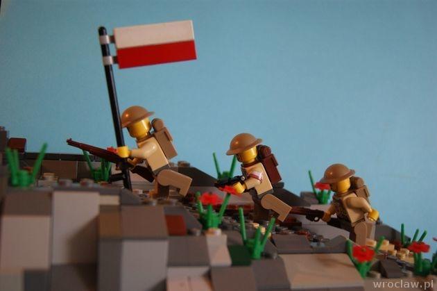 Klocki Lego Są Coraz Bardziej Agresywne Andrzej Turczyn