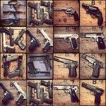 Kto może chodzić niech odwiedzi miejscowego posła i domaga się poparcia w głosowaniach projektu ustawy o broni i amunicji!