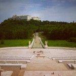 Bitwa o Monte Cassino.