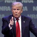 Trump: Będę zawsze bronił prawa do posiadania broni.