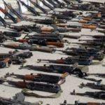 Magazyn broni islamskich bojowników znaleziony w Niemczech.