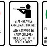 Strefy śmierci – Gun Free Zones.