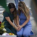 Krajobraz po masakrze w Orlando.