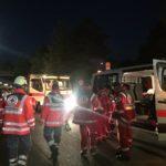 Niemcy: Nastoletni Afgańczyk zaatakował siekierą pasażerów pociągu. Są poważnie ranni.