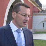 Morawiecki krytykuje niskie podatki.