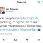 Skandal w rządzie PiS! Obraźliwy wobec Donalda Trumpa wpis zaufanego człowieka Morawieckiego.