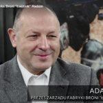 """Prezes Fabryki Broni """"Łucznik"""" Radom: Jednym z założeń obecnego zarządu Fabryki Broni """"Łucznik"""" Radom jest wejście w cywilny segment rynku, nasza broń będzie na rynku cywilnym dostępna od stycznia 2017 roku."""