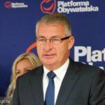 Poseł Marek Rząsa z PO prosił o przekazanie informacji…