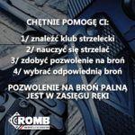 Kto posiada pozwolenie na broń do roboty, bezbronny naród polski potrzebuje pomocy!