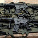 Z cyklu broń ratuje życie: domownik z karabinkiem AR-15 w ręku obronił się przed uzbrojonymi bandytami