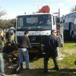 Islamski zamach terrorystyczny w Jerozolimie.