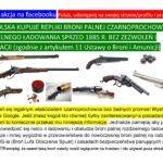 """Internetowa akcja """"Cała Polska kupuje repliki broni czarnoprochowej"""" rozwija się wyjątkowo dobrze."""