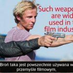 Niczym goebbelsowska propaganda – film Komisji Europejskiej o zmianach prawa do broni