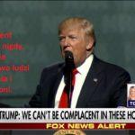 """Prezydent USA Donald Trump: """"obiecuję, że nigdy, przenigdy nie naruszę prawa ludzi do posiadania i noszenia broni"""""""