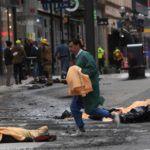 W Sztokholmie zamachu dokonała ciężarówka