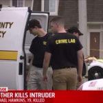 Z cyklu broń ratuje życie: Kobieta zabija intruza próbującego włamać się do mieszkania
