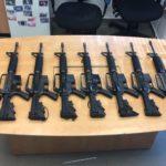 Kradzież karabinów M-16 z bazy wojskowej Sde Teiman w południowym Izraelu