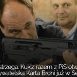 Światowy Dzień Walki z Hoplofobią o tekście o broni palnej z portalu oko.press