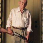 Z cyklu broń ratuje życie: 67 letni mężczyzna użył strzelby aby ratować wnuczkę przed bandytami