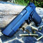 Pistolet Desert Eagle z mojej kolekcji na sprzedaż