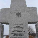74 rocznica zbrodni dokonanej przez SS-Galizien w Hucie Pieniackiej na Polakach