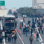 Czterech imigrantów rannych w Calais we Francji, w strzelaninie z użyciem nielegalnej broni palnej