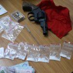 Poważnym przestępstwom narkotykowym zwykle towarzyszy nielegalna broń – dzisiaj dowód tej tezy z Polski