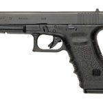 Pistolet Glock – jeden bałwan zgubił, drugi bałwan zabrał i odjechał