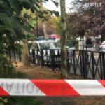 Islamski nożownik zaatakował pod Paryżem we Francji