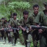 Wojna domowa w Kolumbii pochłonęła przez 60 lat ponad 262 tys. ofiar śmiertelnych, 215 tys. to cywile