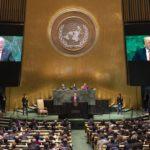Prezydent Donald Trump ogłosił na forum ONZ, że Ameryka odrzuca globalizację i trwa przy patriotyzmie